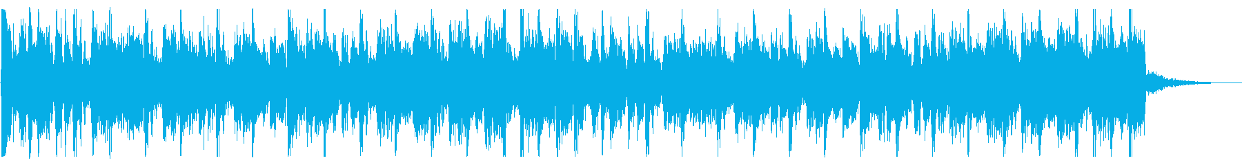 近未来的サイバーBGM_No622_4の再生済みの波形
