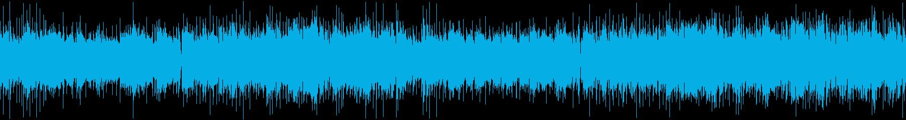 劇伴/VP2、爽やかバイオリン・ポップCの再生済みの波形