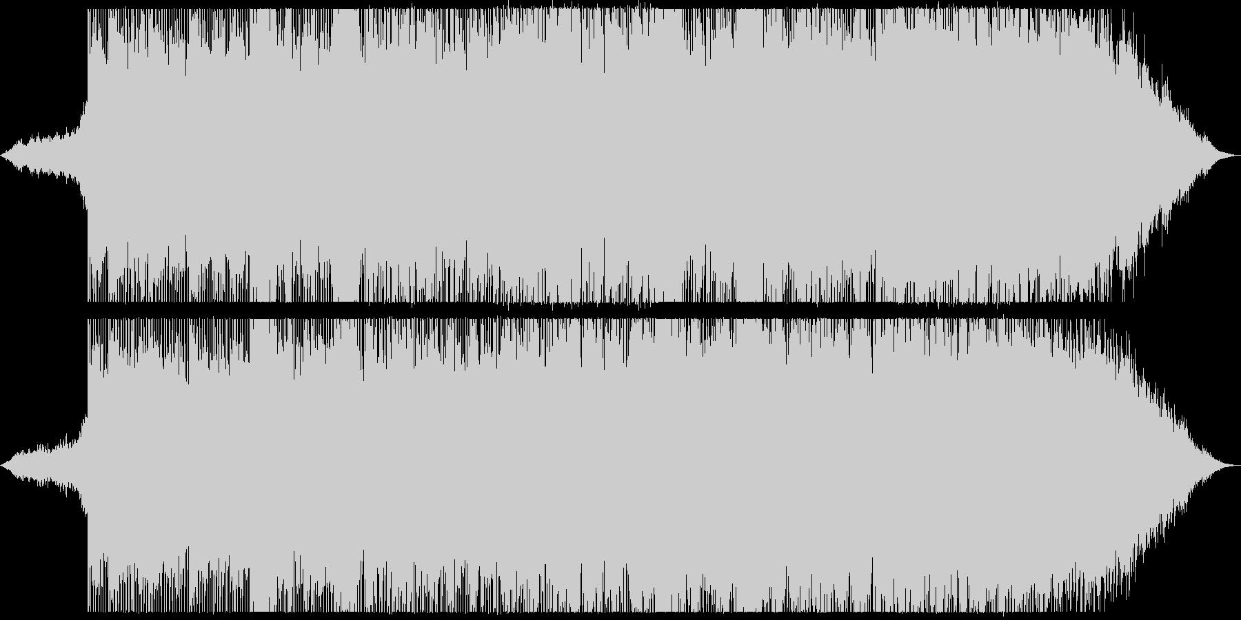 Staticeの未再生の波形