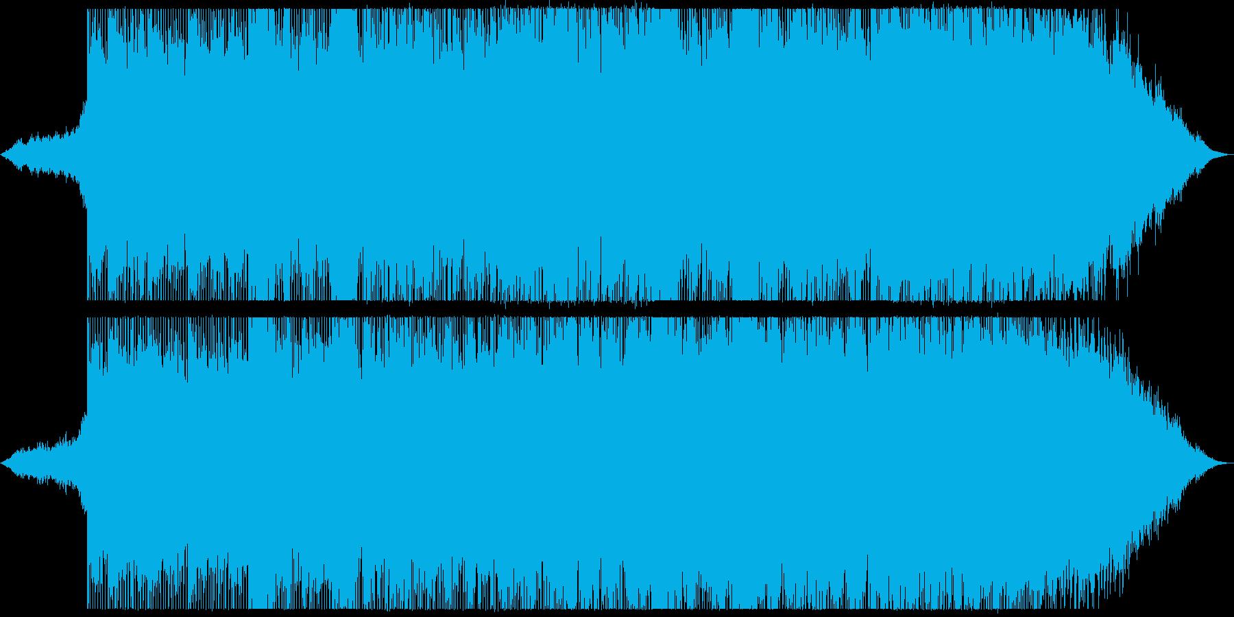 Staticeの再生済みの波形