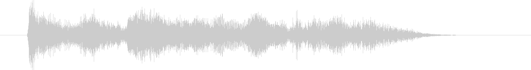 Please finish the work's unreproduced waveform