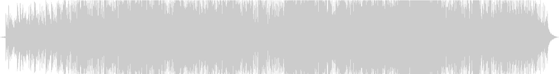 Sakura song sung in a catchy melody's unreproduced waveform