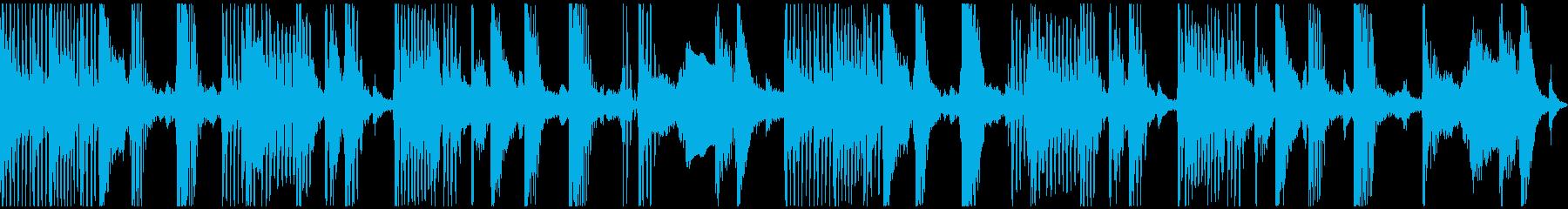 ループ。バンドサウンド。70年代風。_の再生済みの波形