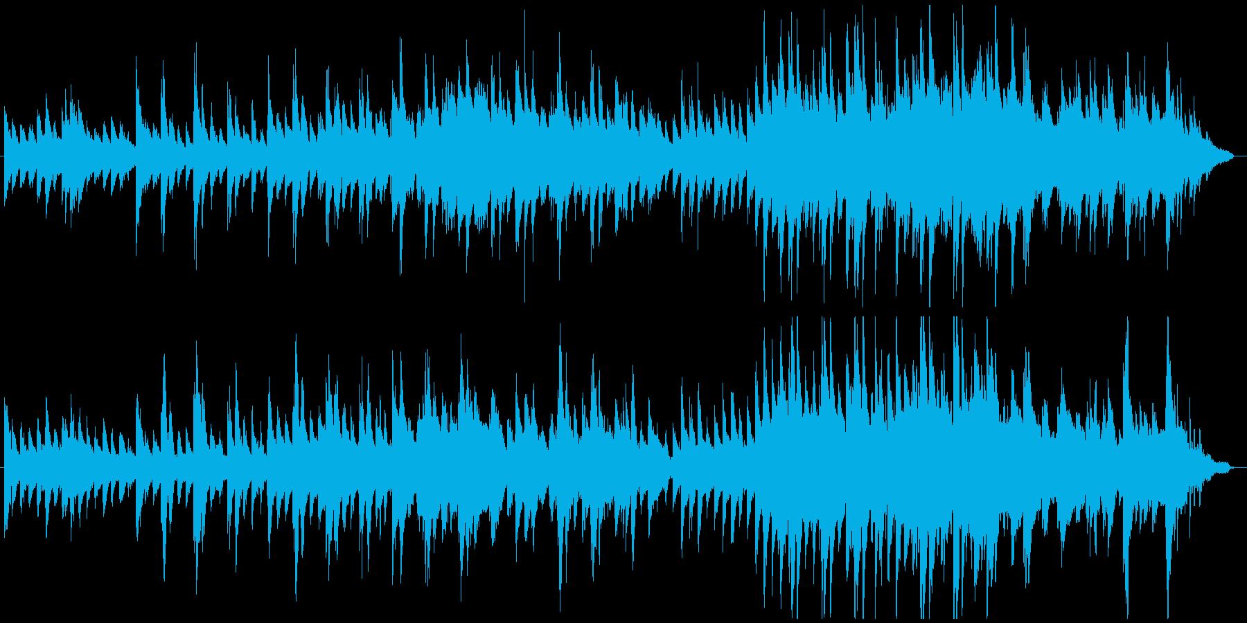 Inspiring Pianoの再生済みの波形