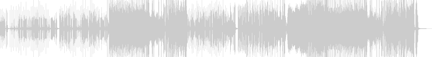 小動物テーマの軽めのロック…00:40の未再生の波形