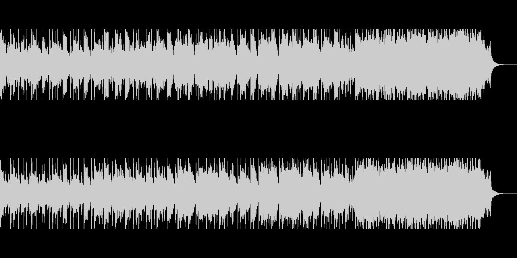 プリンスオブペルシャ(90秒)の未再生の波形
