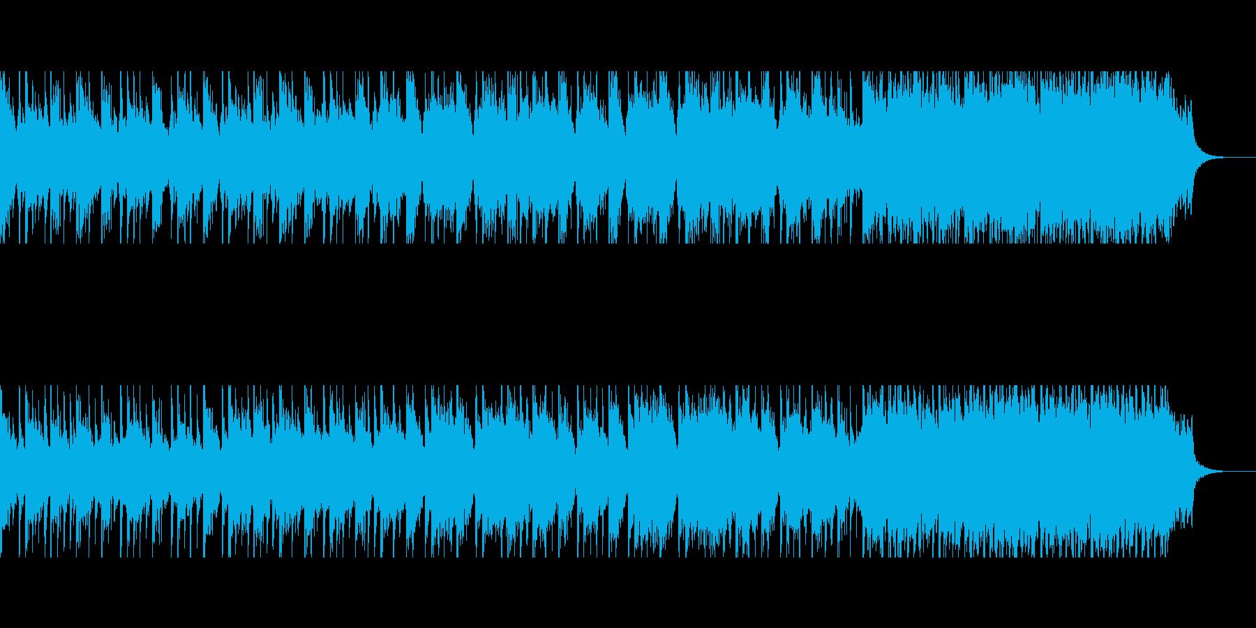 プリンスオブペルシャ(90秒)の再生済みの波形