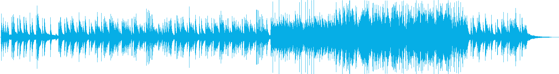 回想シーンを語り合うの再生済みの波形