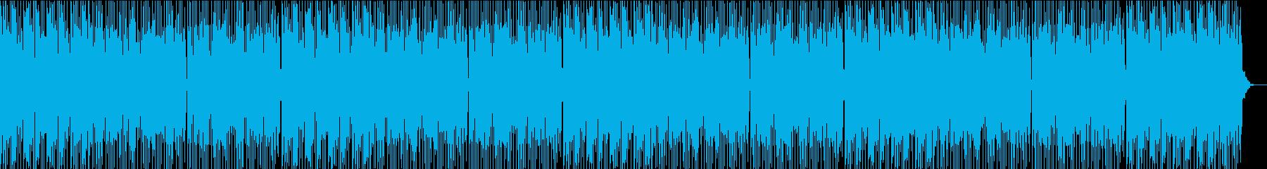おまぬけコミカル/イントロ16秒の再生済みの波形