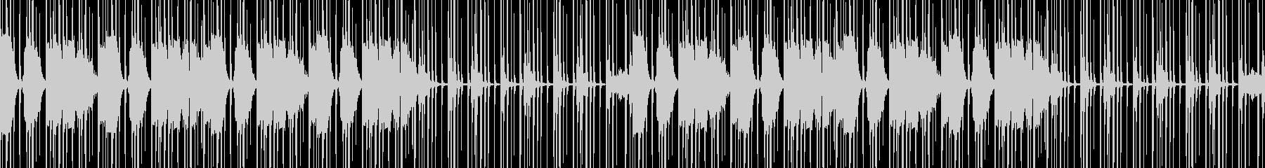 流れるようなボーカルとシンセのカッ...の未再生の波形