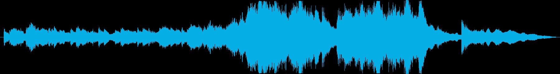 RPG/感動的イベント/オーケストラの再生済みの波形