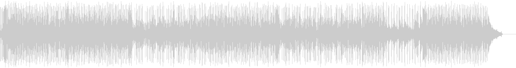 Refreshing opening song's unreproduced waveform