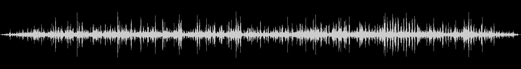 [ASMR]波打ち際の音_002の未再生の波形