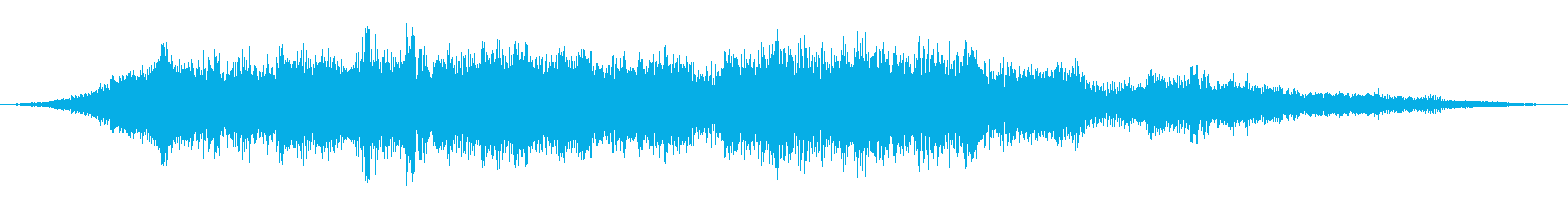 カジノベースゲームスピンBGM4パターンの再生済みの波形