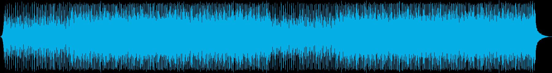 企業VP04、CM、商品紹介、シンプルの再生済みの波形