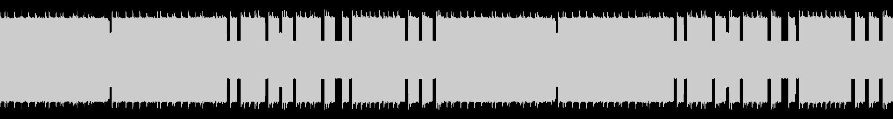 FC風ループ 冒険の序曲の未再生の波形