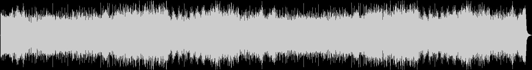 メロディアスで熱いゴシックロックの未再生の波形