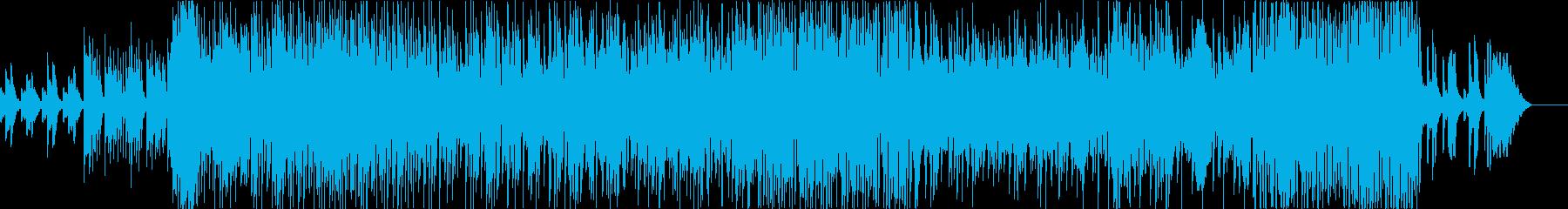 ポップ 感情的 静か やる気 エキ...の再生済みの波形