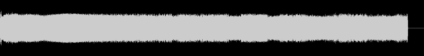 コンピュータースパイクタイプ1の未再生の波形