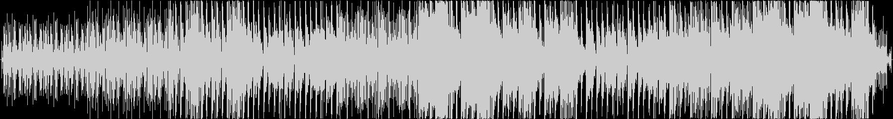 3拍子ニューエイジ系 穏やかの未再生の波形