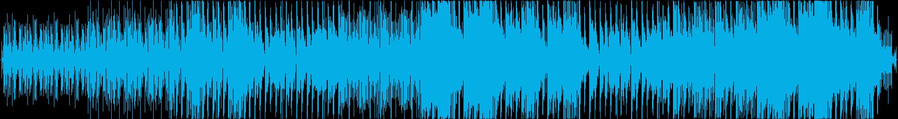 3拍子ニューエイジ系 穏やかの再生済みの波形