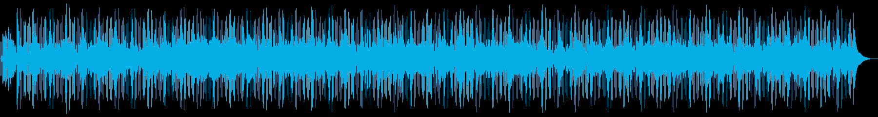 バサノバ トロピカル あたたかい ...の再生済みの波形