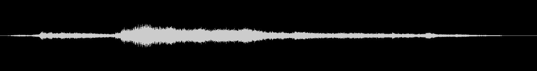 セビリアの噴水の未再生の波形