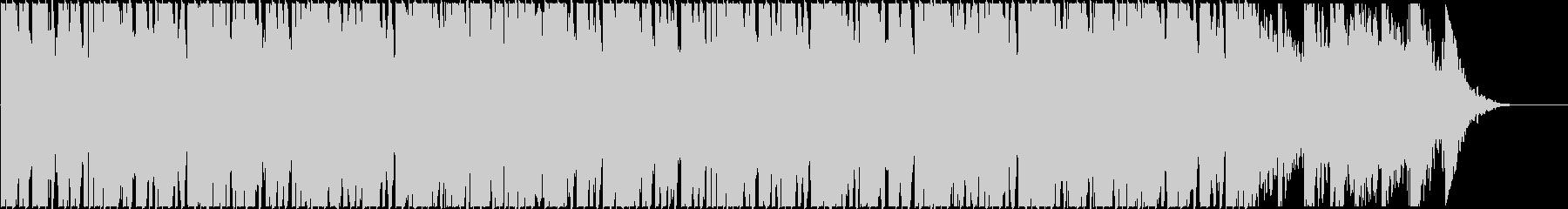 爽やかで前向き・少し切ないエレピのBGMの未再生の波形