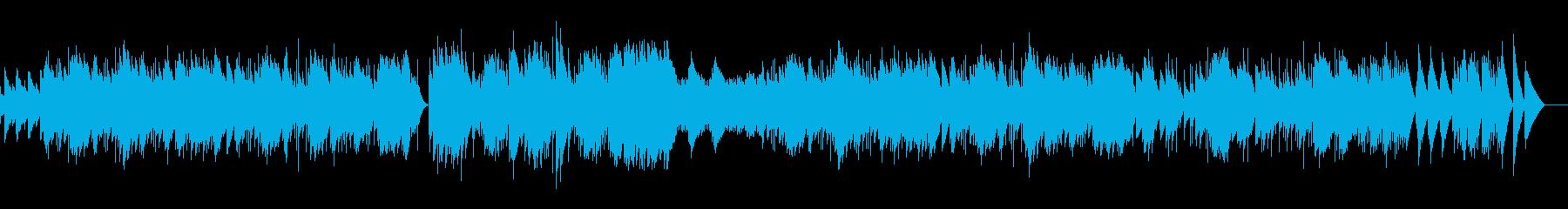 コッペリア ワルツ(オルゴール)の再生済みの波形