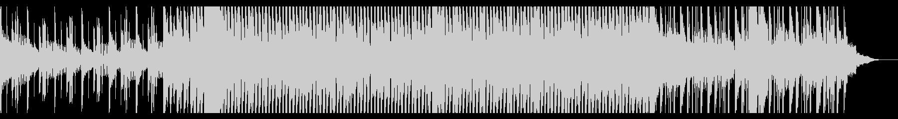 【短いVer4】疾走感のあるポップスの未再生の波形