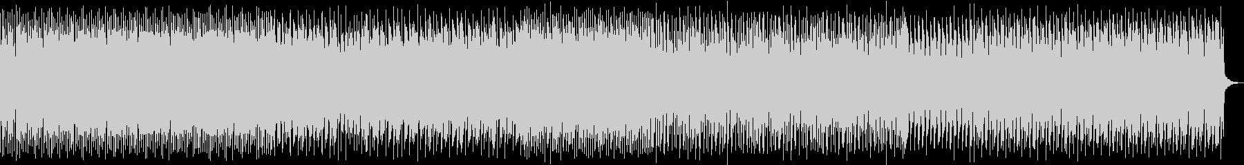 ノリのいい三味線テクノ(remix )の未再生の波形