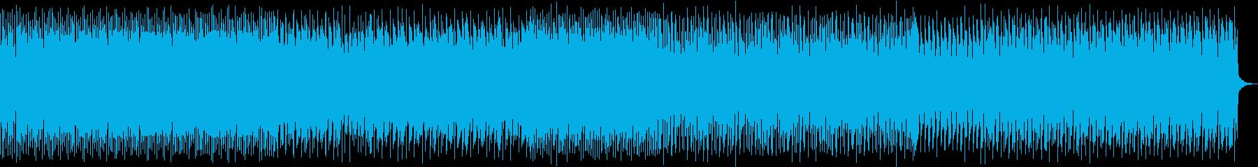 ノリのいい三味線テクノ(remix )の再生済みの波形