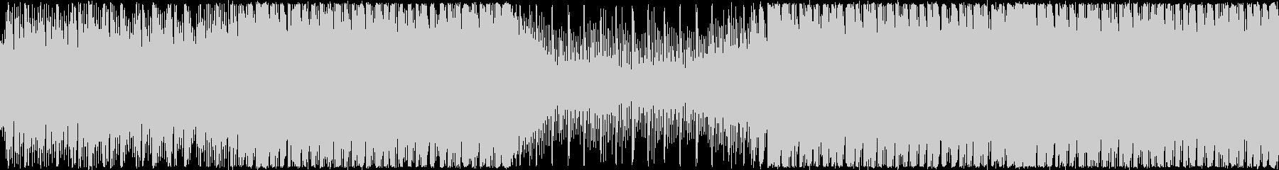 楽しくてかわいい洋楽EDM・ループの未再生の波形