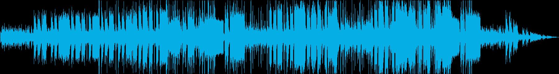 のんびりな日常に合う曲です。の再生済みの波形