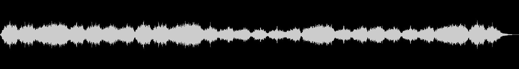 エヴァンゲリオン テクスチャーの未再生の波形