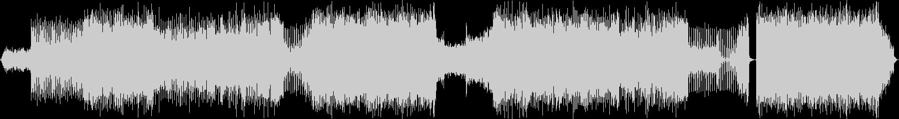 【アコギ抜き】アコギ+EDM  の未再生の波形