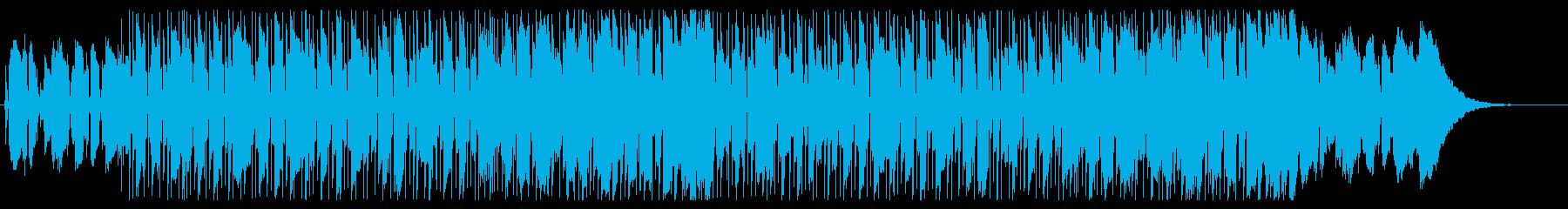 ジミ・ヘンドリックスのスタイルにや...の再生済みの波形