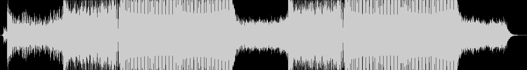drop candy /エレクトロハウスの未再生の波形
