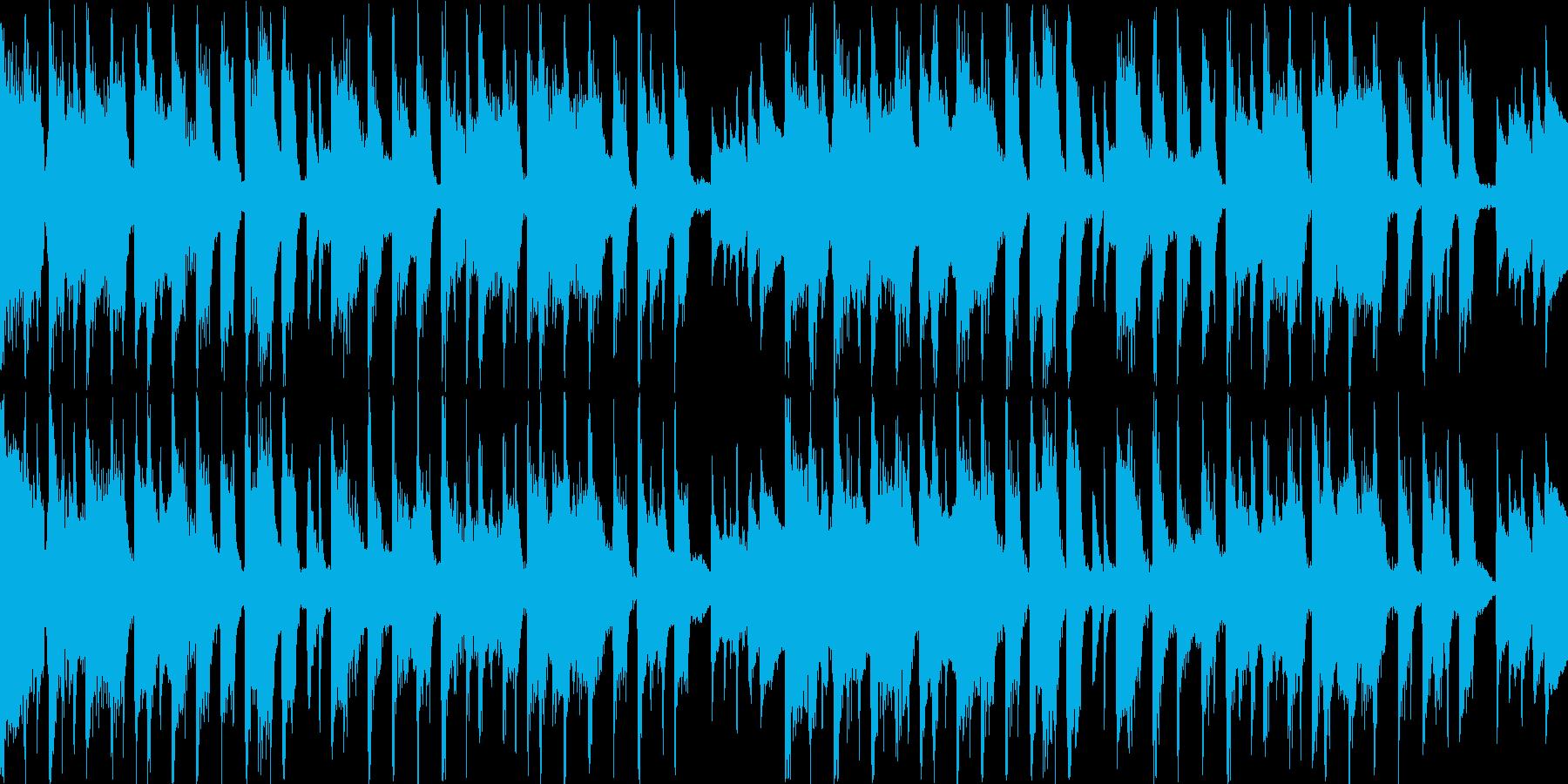 【好評!】楽しい系の結果発表(リザルト)の再生済みの波形