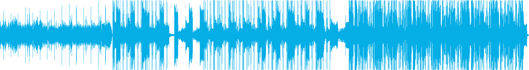 アンビエントサイレンとサウンドを備...の再生済みの波形