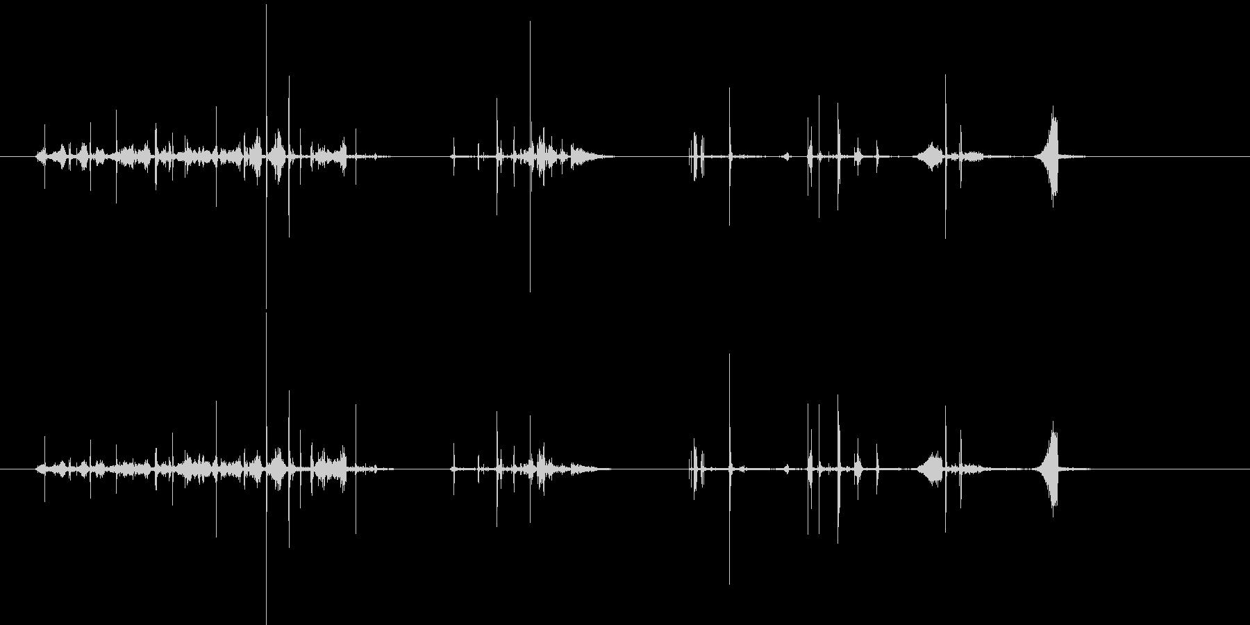ホッケー:シングルスケーター:ラン...の未再生の波形
