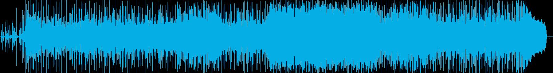 ばかみたいの再生済みの波形