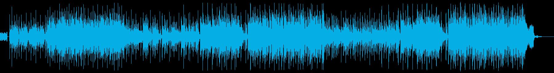 シューティングゲームに合うチップチューンの再生済みの波形