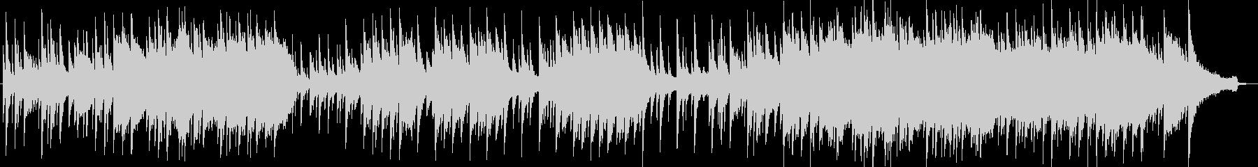 ザナルカンドにて風感動的ピアノバラードの未再生の波形