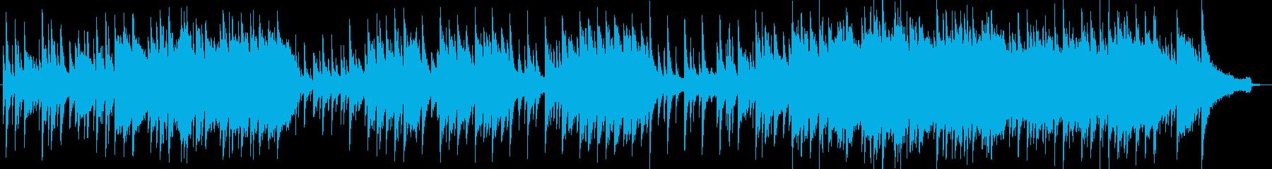 ザナルカンドにて風感動的ピアノバラードの再生済みの波形