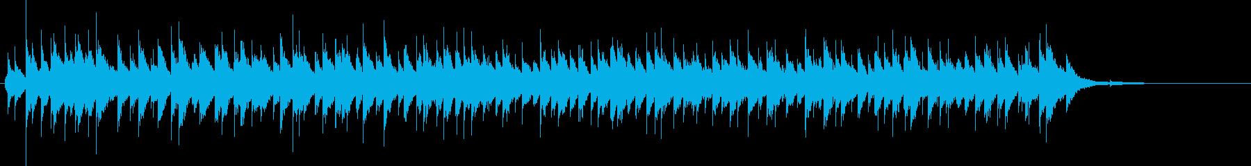 スモールハンドベルのグループ:ロン...の再生済みの波形