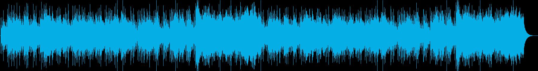 朧月夜 オルゴールオーケストラverの再生済みの波形