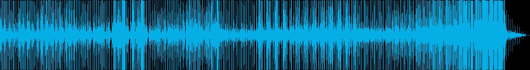 部族のドラムパーカッションインスト...の再生済みの波形