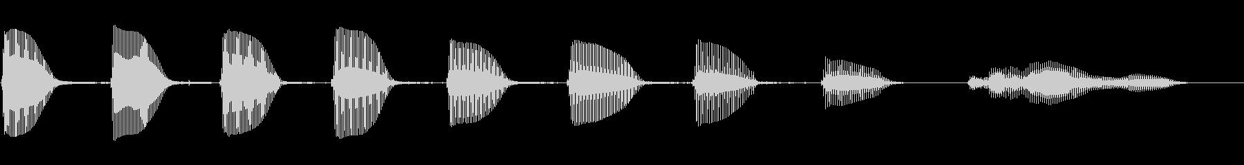 BASSOON:SLOW STOM...の未再生の波形