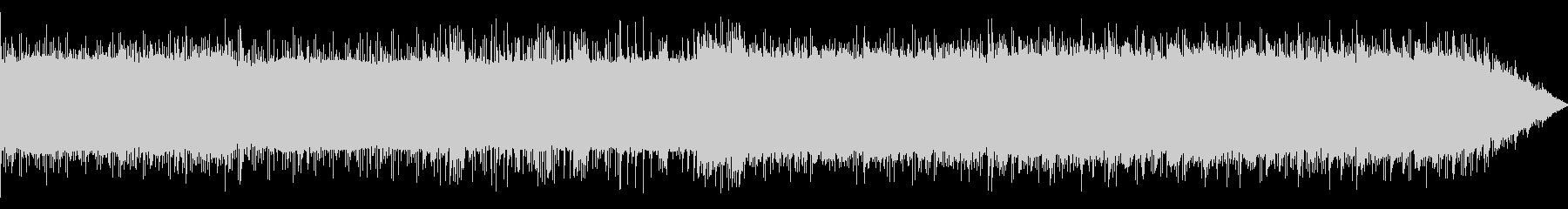 クールなHIPHOP、インダストリアルの未再生の波形
